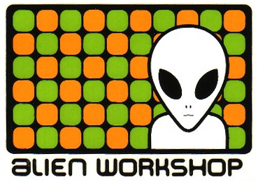 alien workshop wallpaper - photo #26