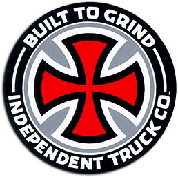 independent skateboard stickers and company information independent trucks logo vector independent truck company logo