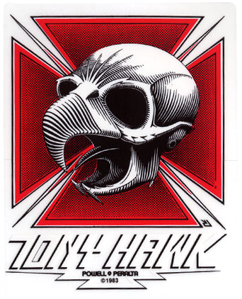 Powell Peralta Tony Hawk