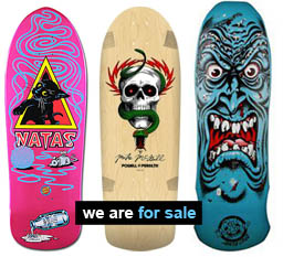 Vintage Skateboard Decks for sale